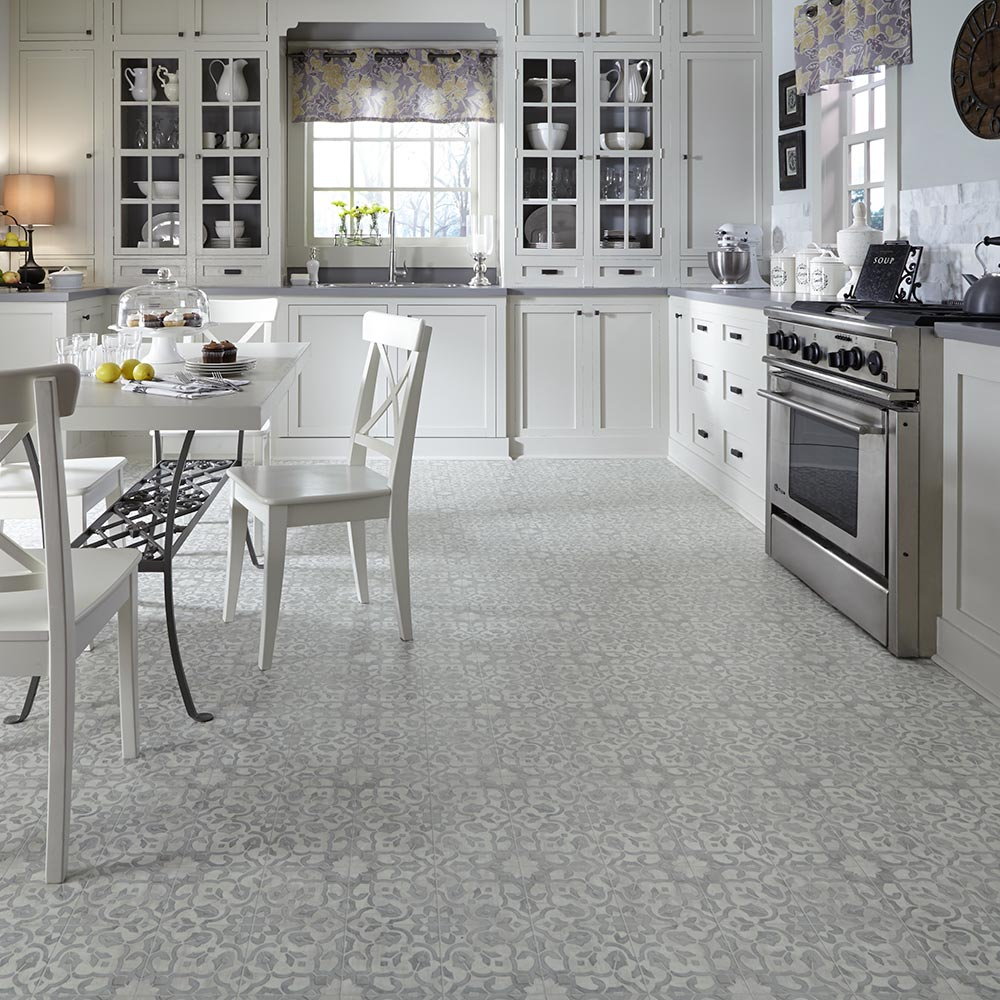 Kitchen Vinyl flooring | The Floor Fashion Centre