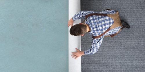 Carpet installation Pickering, ON | The Floor Fashion Centre