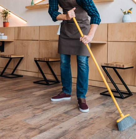 Hardwood cleaning in Pickering, ON | The Floor Fashion Centre