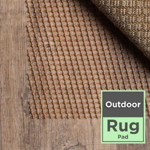 Rug pad outdoor oriental | The Floor Fashion Centre