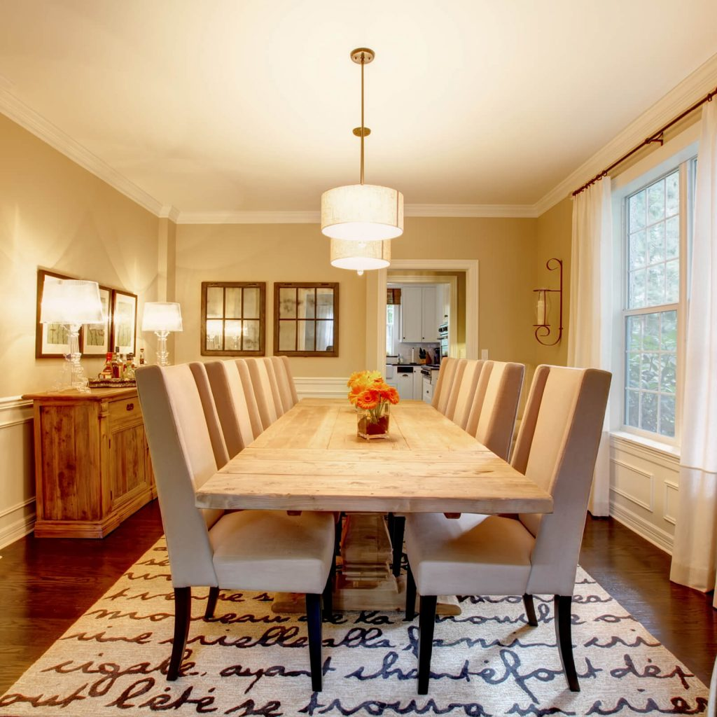 Best Rug for Your Dining Room | The Floor Fashion Centre