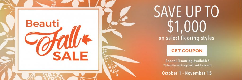 BeautiFALL Sale | The Floor Fashion Centre