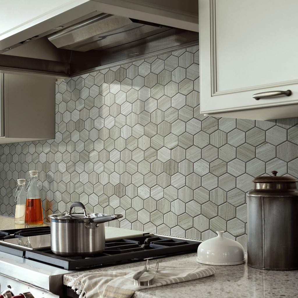 Natural Stone in the Kitchen | The Floor Fashion Centre